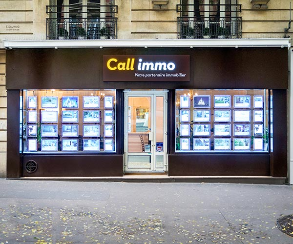 CALL IMMO - Montmartre
