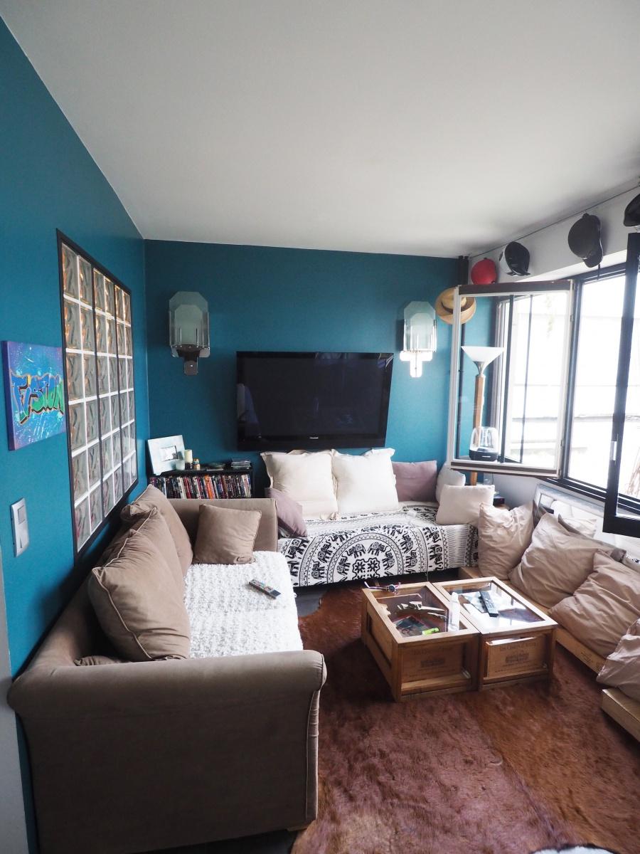 Vente appartement paris 19eme arr 75019 2 pi ce s m2 for Appartement atypique 75019
